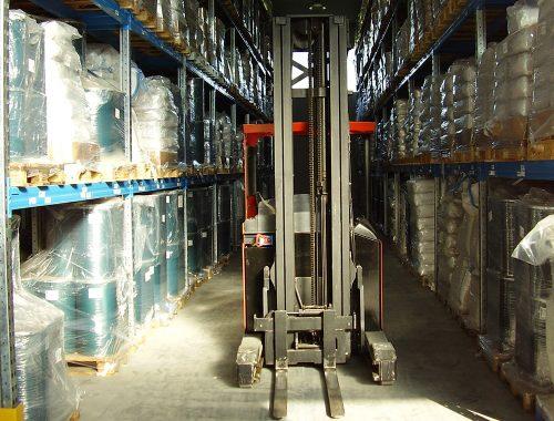 Servizio logistica magazzino